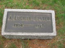 A. Lucille Foster