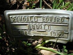 Randall Edward Abbott