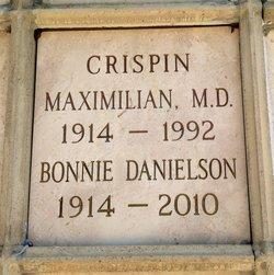 Dr Maximilian Crispin
