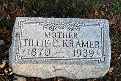 """Tannetje C """"Tillie"""" <I>Vander Moere</I> Kramer"""
