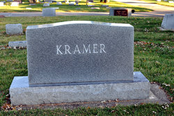 Martin James Kramer