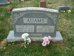 A J Adams