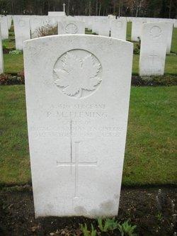 Sergeant Peter Morton Fleming
