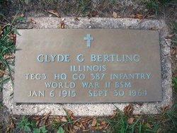Clyde Bertling