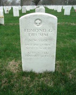 Edmond G Drumm