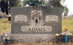 Ben F Adams