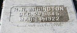 Robert R. Arrington
