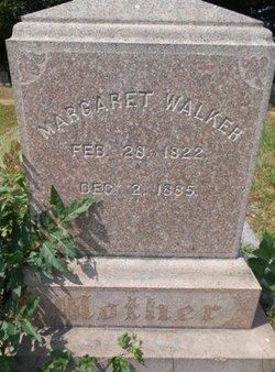 Margaret <I>Morgan</I> Walker