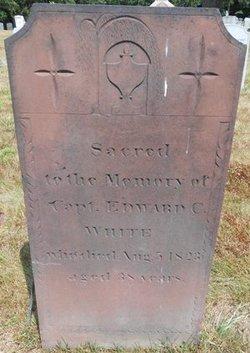 Capt Edward Corbett White