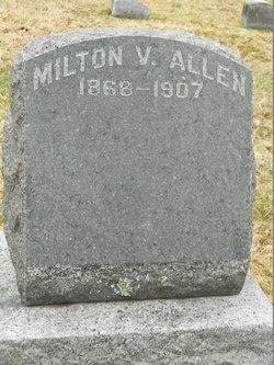 Milton V Allen