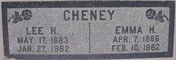 Emma H. <I>Wisbar</I> Cheney