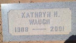 Kathryn Elizabeth <I>Hagendoorn</I> Waugh