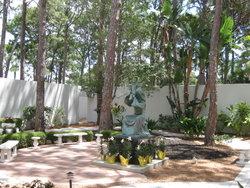 Saint Thomas More Church Garden