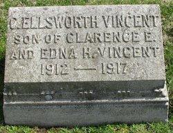 """Clarence Ellsworth """"Ellsworth"""" Vincent"""