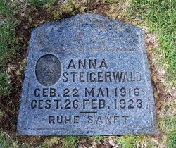 Anna Steigerwald
