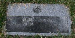 Bertha Curren