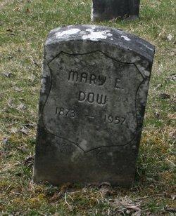 Mary E Dow