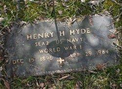 Henry H Hyde