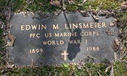 Edwin M Linsmeier