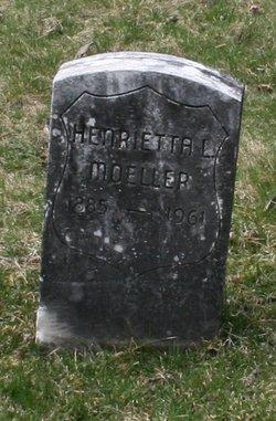 Henrietta L Moeller
