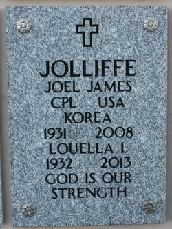 Joel James Jolliffe