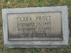 Clara Proft