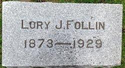 Lory J Follin