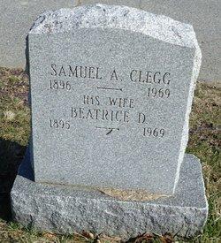 Samuel Arthur Clegg