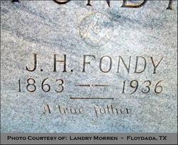 James Henry Fondy