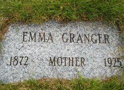 Emma <I>Marceau</I> Granger
