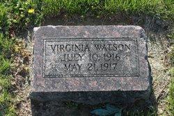 Virginia Louise Watson