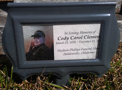 Cody Carol Clemens