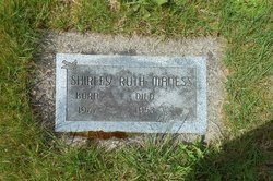 Shirley Ruth Maness