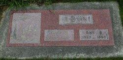 Roy Bernard Edin