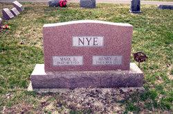 Henry J Nye