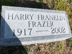 Harry Franklin Frazer