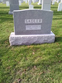 Robert Fletcher Sadler, Jr