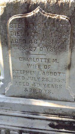 Stephen F. Abbott