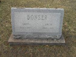 Amos Bonser