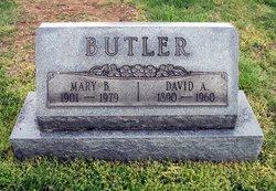 Mary Beryl <I>Caines</I> Butler
