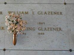 Mamie <I>King</I> Glazener