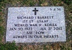 Richard I Barrett