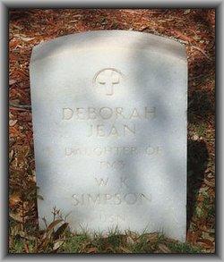 Deborah Jean Simpson