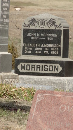 John Milton Morrison