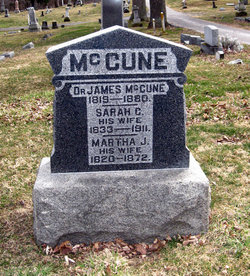 Dr James McCune