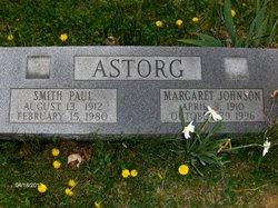 Margaret <I>Johnson</I> Astorg
