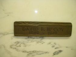 David Bunn McCoy
