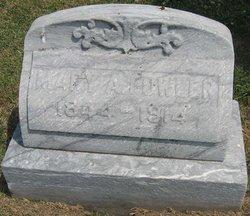 Mary Ann Watkins <I>Biddle</I> Fowler