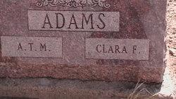 Clara F Adams