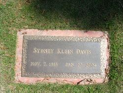 Sydney Klein Davis